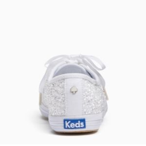 Kate Spade Kids Champion Glitter Sneakers